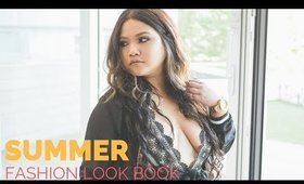 Summer Fashion Look Book July 2018 | 3 Months Weight Loss | The Vanitydoll