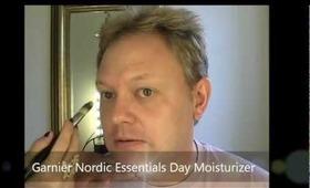 "How To: Apply Makeup on A Guy! (The ""No Makeup"" Makeup Look)"