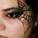Halloween Cobweb Witch