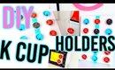 DIY K Cup Holder / Organization!