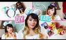 DIY Disney Mickey Mouse Ears Tutorial!