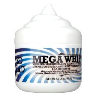 Bedhead by TIGI Mega Whipped Marshmallow Hair Texturizer Unisex Styler