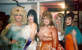 History Lesson: The Beauty Of Early Drag Captured By Linda Simpson