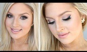 Wedding Makeup Tutorial ♡ Natural Glamorous Bridal Makeup