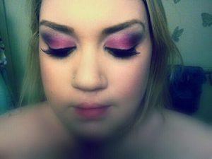 smokey pink~