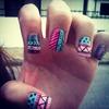 my nails 😘
