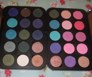2x 15 Custom palettes