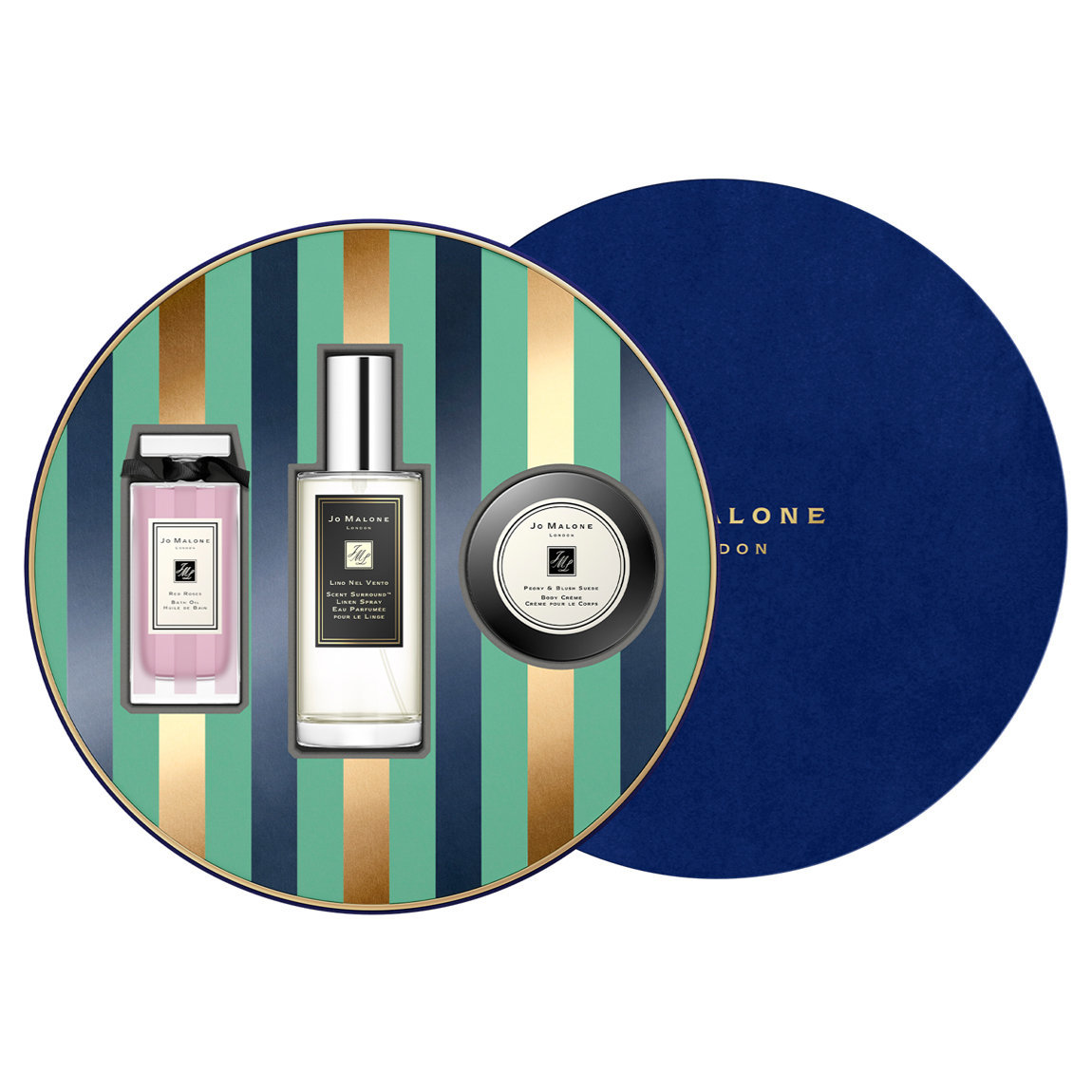 Jo Malone London Scented Bedtime Collection product swatch.