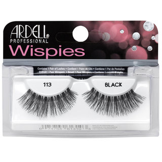 Wispies Lashes 113 Black