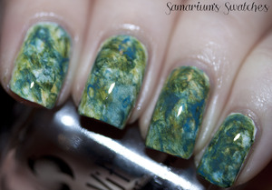 Water color Mani  http://samariums-swatches.blogspot.com/2012/01/water-color-nails-mani.html
