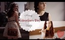 Valentine's Day♥//Makeup&Outfit