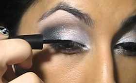Demi Lovato 2011 VMA Makeup Tutorial
