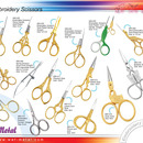 Embroidery Scissors
