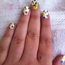 Children in need nail art