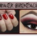 Black Brocade