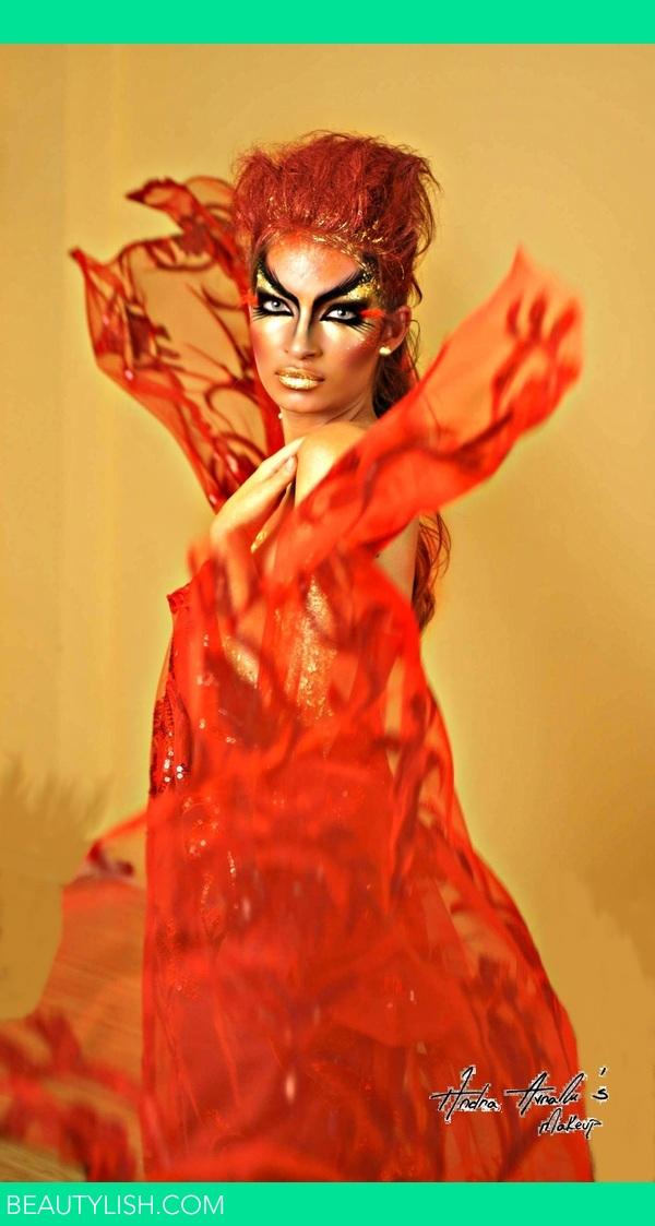 Fire Fall Autumn Andra A S Photo Beautylish
