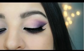Smoked out purple Makeup Tutorial