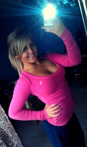 Hot Pink Abercrombie Top