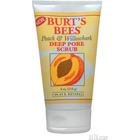 Burt's Bees Peach & Willowbark Deep Pore Scrub