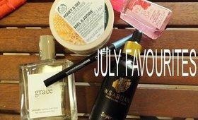 July 2014: Beauty Favourites l Clare Elise