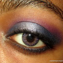 My New Year's Eye Makeup