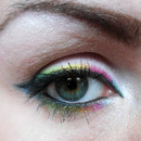 Rainbow Winged Liner