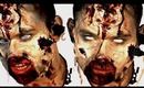Halloween Makeup: Zombie Makeup