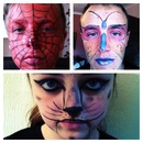 Simple face paints