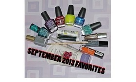 September 2013 Favorites