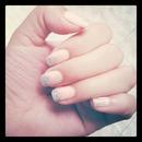 Sparkle nails 2014