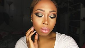 New tutorial up on this look, check it out http://youtu.be/7F8mPQmqvH4 Don't forget to subscribe to my channel