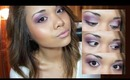 Purple Smokes Makeup Tutorial feat. Sigma FLARE palette