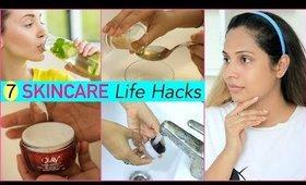 7 SKINCARE Life Hacks You Must Try…| #Monsoon #Routine #Anaysa #Sketch #Fun #ShrutiArjunAnand