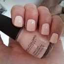 Great spring nude nail