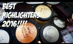 THE BEST HIGHLIGHTERS 2016!!!!