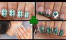 3 EASY St. Patrick's Day Nail Art!!!