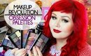 Makeup Revolution Obsession Palettes Review + Swatches