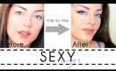 How To Get Natural Sexy Cat Eyes (Megan Fox Inspired)