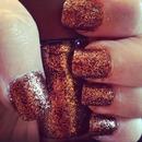 Mac nail polish - Frost tropical <3