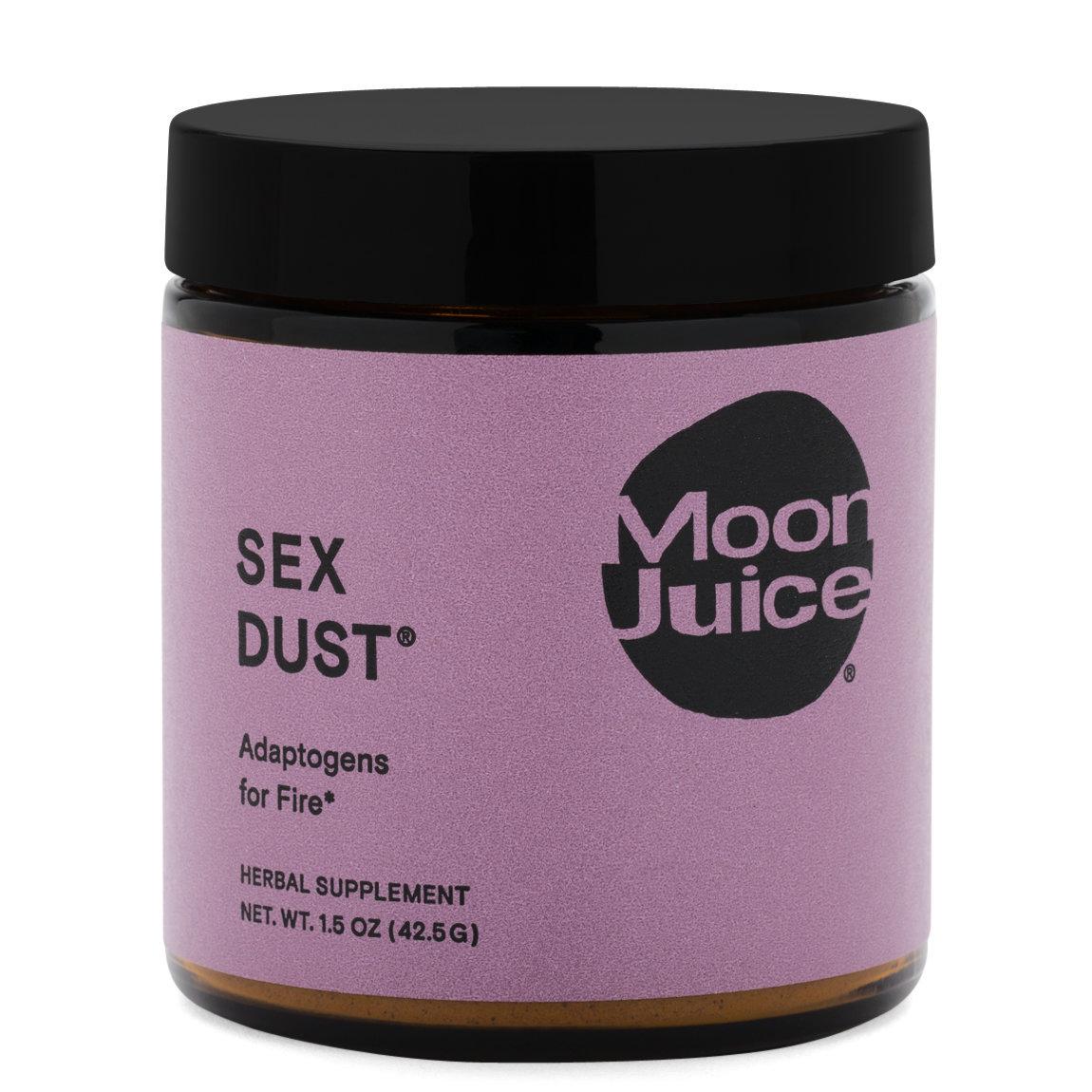 Moon Juice Sex Dust product swatch.