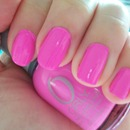 Orly Fancy Fushia Nail Polish
