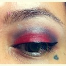 Wearable red smokey