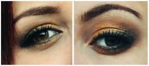 Smokey Gold eye