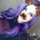 Bucket List Purple Hair