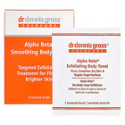 Dr. Dennis Gross Skincare Alpha Beta Smoothing Body Towel
