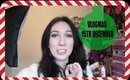 Vlogmas 15th Dec: My First Day of Vlogmas!