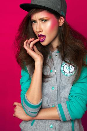 Idea: Olga Blik Make up: Olga Blik Photographer: Konstantin Klimin