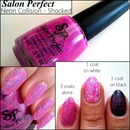 Salon Perfect - Neon Collision - Shocked