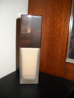 Lunasol (by Kanebo) I'll start the 4th bottle soon. It's the best foundation I ever used.
