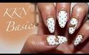 KKN Basics: Hexagon Glitter & Chain